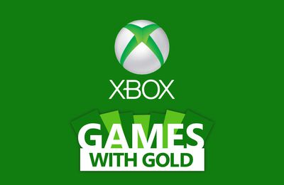 GAMES WITH GOLD : EN AOÛT SUR XBOX ONE