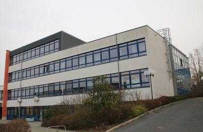 Der erste Schultag an der Mittelschule Veitshöchheim