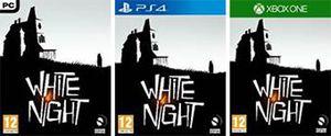 #Osome annonce la date de sortie de White Night #XboxOne #PS4