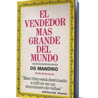 Libro que influirá en su vida, El vendedor más grande del mundo, MP3 Y PDF - Og Mandino