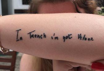 Tattoo familial ...