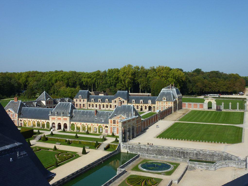 Album - Chateau-de-Vaux-le-Vicomte