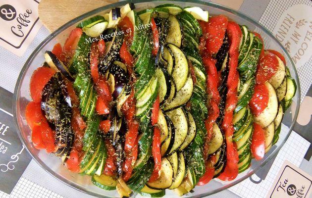 Tian aux Légumes d'Eté
