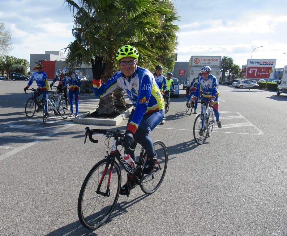 Les photos proviennent du site de AMICALE CYCLISTE CANÉTOISE http://accanetoise.ffct.org/Photos.htm