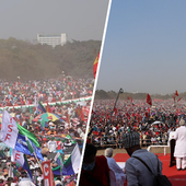 Inde : Plus d'un million de personnes ont participé à un rassemblement du parti communiste (marxiste) et de ses alliés à Kolkata - Analyse communiste internationale