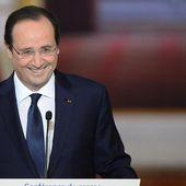 Pourquoi il faut regarder la conférence de presse de François Hollande