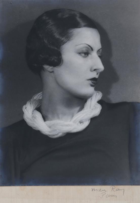 Man Ray - Kiki de Montparnasse, 1920