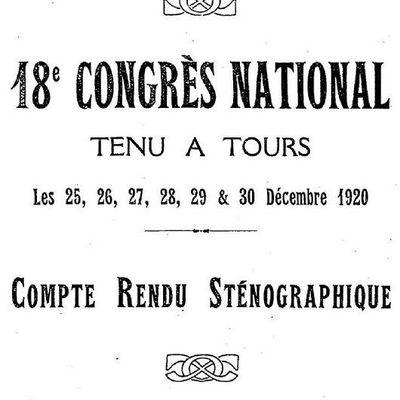 Congrès de Tours 1920 : y a-t-il encore des communistes dans la salle ?