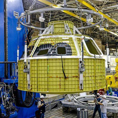 La prochaine génération de vaisseaux spatiaux Orion passe en mode « production »