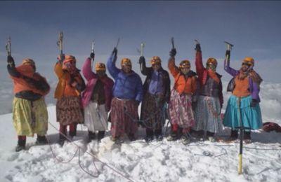 boliviennes au sommet!