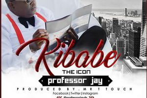 [AUDIO] KIBABE (THE ICON)  by Prof Jay