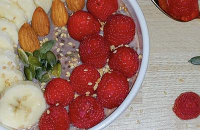 Overnight Oatmeal - Porridge de la veille
