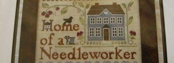 Home of a Needleworker - 1