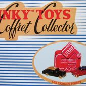 COFFRET COLLECTOR LES TAXIS DE POISSY ARONDE ELYSEE FORD VEDETTE DINKY TOYS REEDITION ATLAS 1/43 - car-collector