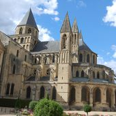 Caen - Abbaye-aux-Hommes - Eglise Saint-Etienne - LANKAART