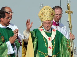 Papal Mass in Freiburg: the Pope's Homily