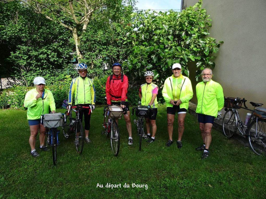 Le Ségala du Bourg (46) à Parlan (15)