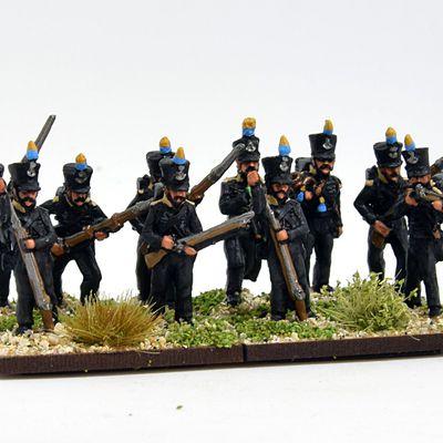 Bataille Empire : Le corps de Brunswick (3).