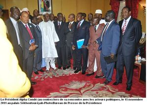 VOA - Guinea Opposition Cries Foul to Ebola-Related Election Delay