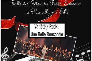 Apéritif concert dimanche 28 avril à Marcilly