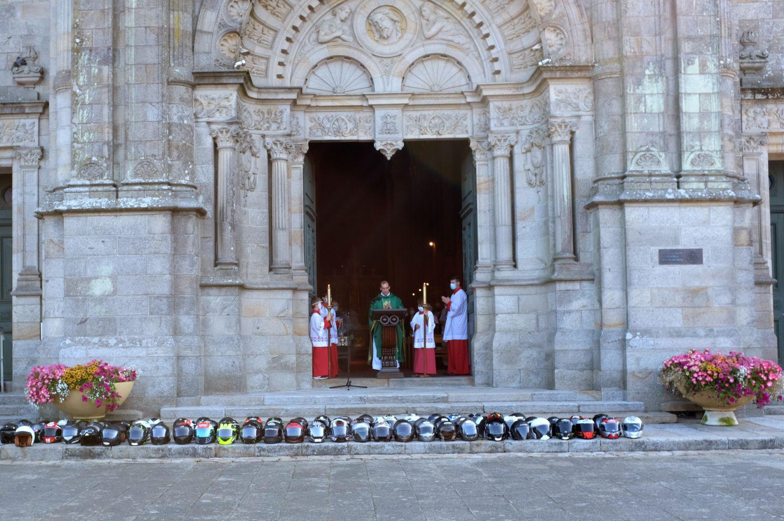 Pèlerinage à Sainte-Anne
