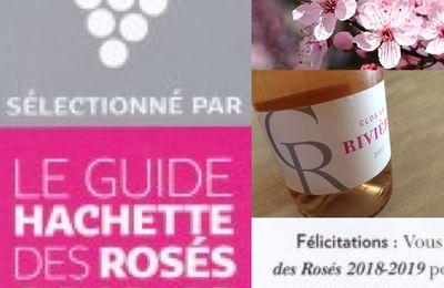 GUIDE HACHETTE DES ROSES 2018/2019 (A paraître en Septembre)