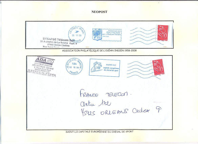 Marcophilie a la découverte de l'oblitération française partie 3 / 3