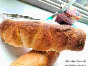 Machine à pain - Baguette - Déjeunette - Pain - Dessert - Brioche - Confiture