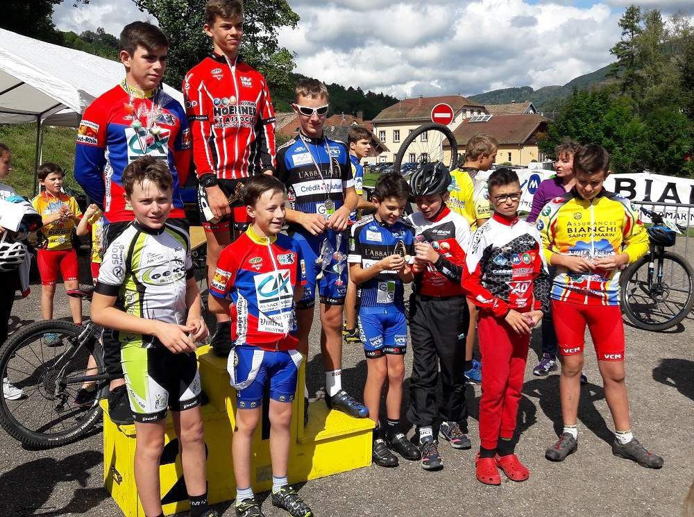 10 Septembre - Grand Prix VTT d'Husseren Wesserling
