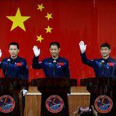 La Chine va envoyer trois astronautes dans l'espace