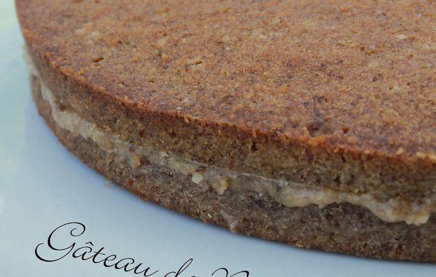 Gâteau de Noix Berthe