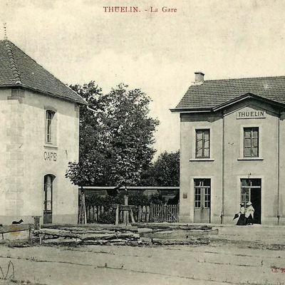 Gare de Thuellin (38)