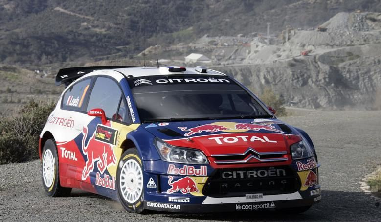 Album - Rallye WRC
