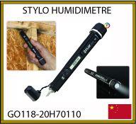 Détecteur de tension professionnel avec torche à led - GO118-20H70100