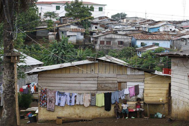 Imágenes de la miseria en Ecualandia.- El Muni.