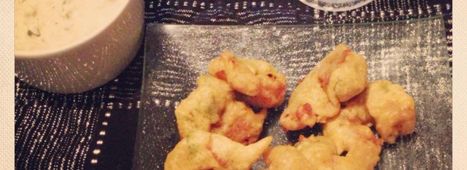 Pakora ou beignets indiens