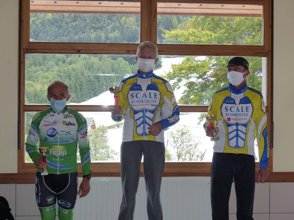 Montée du Col de l'Arzelier - 3ème édition - 27/09/20 : les résultats