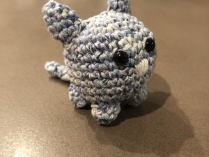 Roly Poly cat amigurimi by Savannah Mitchell sur Ravelry