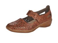 Chaussures RIEKER 41397-22 brun : chaussures Rieker à Paris