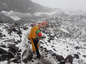 Alpinisme Illiniza Nord - 5116 m