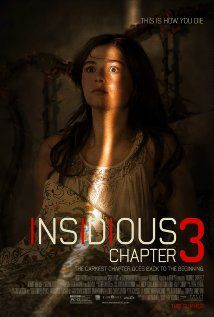 Insidious: Chapter 3 Free Watching Movie