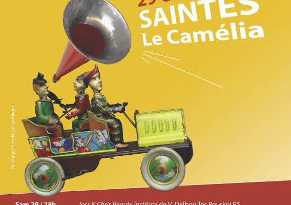 G2S à la Fête du théâtre à Saintes les 29 et 30 octobre prochain