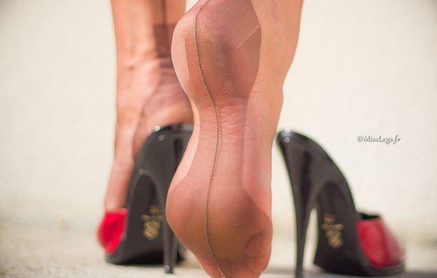 Cuban heels... I love you !