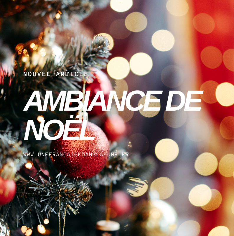 Ambiance de Noël ! (Simple et minimaliste)
