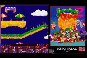 {Amiga} Lemmings 2: The Tribes - Full Soundtrack 🎼🎧