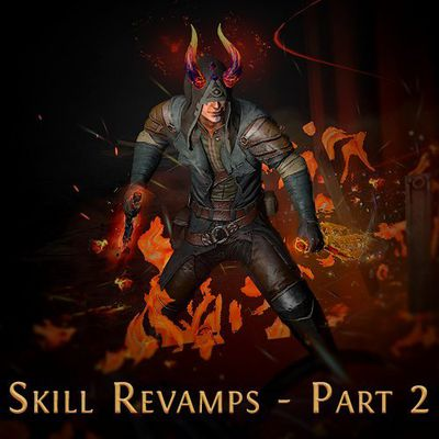 Path Of Exile Is Working On Trap Skill Changes
