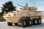 General Dynamics Awarded $126 Million Contract for Light Armored Vehicles