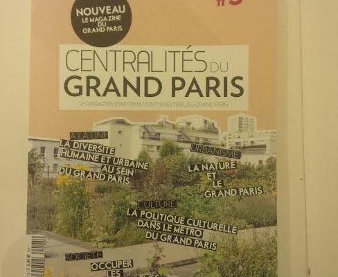 """> ITV de Mansat dans """" Centralités du Grand Paris """" #AIGP"""
