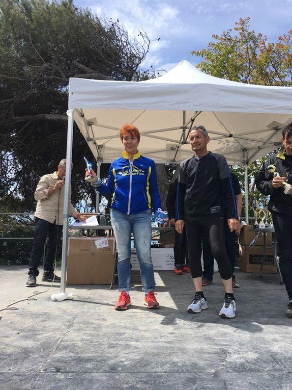 SIX FOURS CHALLENGE.....10 athlètes du LIEVRE ET LA TORTUE sur le 10km....