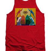 Helpful God Tank Top for Sale by Michael Bellon